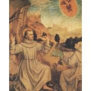 "St.Francis High Quality Print cm.20x25- 8""x10"""