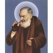 """Padre Pio High Quality Print cm.20x25- 8""""x10"""""""