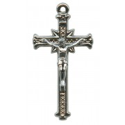 Crucifix Oxidized Metal mm.35- 1 3/8""