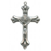 Crucifix Oxidized Metal mm.50- 2""