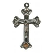 Teca Crucifix with Relic mm.45- 1 3/4""