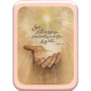 """Isaiah 49:15 Prayer Plaque cm. 21x29- 8 1/2""""x 11 1/2"""""""