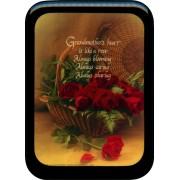 "Grandmothers Plaque cm. 21x29- 8 1/2""x 11 1/2"""