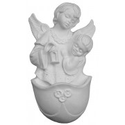 Guardian Angel Waterfont cm.13- 5""