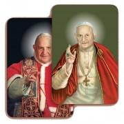 """Pope John XXIII 3D Bi-Dimensional Cards cm.5.5x8.2- 2 1/8""""x 3 1/4"""""""