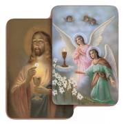"Christ/ Christmas 3D Bi-Dimensional Cards cm.5.5x8.2- 2 1/8""x 3 1/4"""