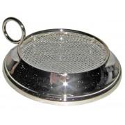 Incense Burner Silver Plated