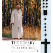 The Rosary Book of Pope John Paul II The 20 Mysteries English