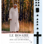 The Rosary Book of Pope John Paul II The 20 Mysteries French