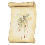 "Holy Spirit Fridge Magnet cm.5x8- 2""x 3 1/4"""