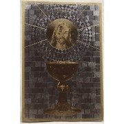 """Communion Plaque cm.15.5x10.5 - 6""""x4"""""""