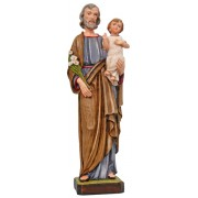 """St.Joseph Statue cm.33- 13"""""""