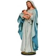 """Mother and Child Statue cm.30-12"""""""