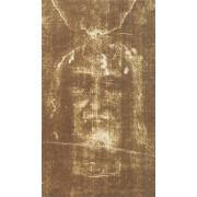 """Holy card of Shroud cm.7x12- 2 3/4""""x 4 3/4"""""""