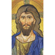 """Holy card of Year of the Faith/ Pantocrator cm.7x12- 2 3/4""""x 4 3/4"""""""