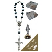 Miraculous Car Statue SCBMC1 with Decade Rosary RD850A-14