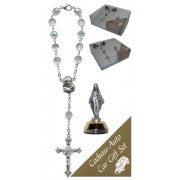 Miraculous Car Statue SCBMC1 with Decade Rosary RD850A-15
