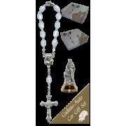 Holy Family Car Statue SCBMC19 with Decade Rosary RDI28