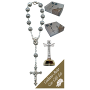 Millenium Car Statue SCBMC26 with Decade Rosary RD1480S