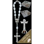 Trinity Car Statue SCBMC27 with Decade Rosary RDI28