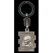 Pope John Paul II Keychain