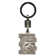 Our Lady Queen of the World Keychain
