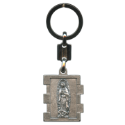 Guadalupe Keychain