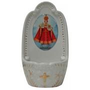Infant Jesus Porcelain Waterfont