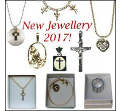 Jewellery Pendants, Bracelets, and Rings