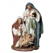 Polyresin Nativity 15cm - 6""