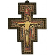 Saint Damian Cross cm.24 - 9 1/2""