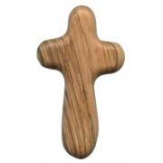 """Olive Wood Hope Cross cm.9 - 3 1/2"""""""