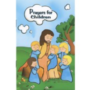 "Prayers for Children Book English Text cm.9.5x14 - 3 3/4""x 5 1/2"""