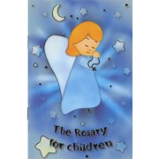 "The Rosary for Children Book English Text cm.9.5x14 - 3 3/4""x 5 1/2"""