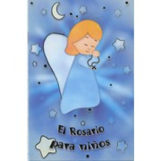 "The Rosary for Children Book Spanish Text cm.9.5x14 - 3 3/4""x 5 1/2"""