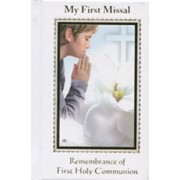 Communion- My First Missal Book Boy